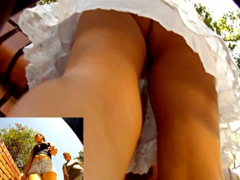 Can help in blonde stockings upskirt girl caught that